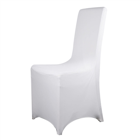 Spandex Chair Cover Ivory